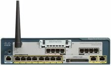 Cisco UC540W-FXO-K9 32 users Unified Communications Voice and Data Solution