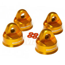 Exotek Racing Alloy Aluminum Big Bore Shock Caps Team Durango DEX/DESC #1269GLD