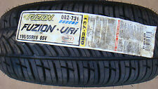 (1) BRAND NEW 195/55/15 Fuzion VRI 85V Rated Tire 195/55R15 082-731 No Wheel Rim