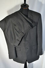 "Racing Green grey 2 button single breasted 2 piece suit chest 40"" R W 36"""