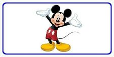 Mickey Mouse Photo License Plate