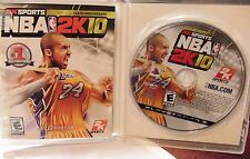 2K Sports Toys NBA 2K10 for Sony PS3 PlayStation 3