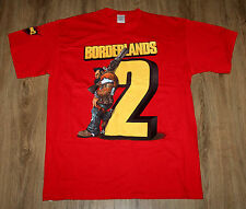 Borderlands 2 very rare Promo T-Shirt