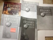 Abeka History of the World 7th Grade Test Quiz Student Teacher Lot Homeschool