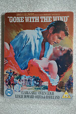 Gone with the Wind STEELBOOK Blu Ray UK Edition Nrew and Sealed
