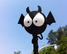 Chic Antenna Balls Black Big Eyes BAT Decorative Car Antenna Topper Balls FG