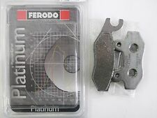 FERODO PASTIGLIE FRENO ANt KAWASAKI KVF 650 Brute Force 4X4i All mod (Left) 2008