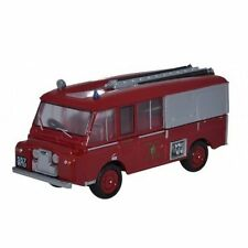 Oxford 1:76 76LRC001 Land Rover FT6 Carmichael Cheshire County Fire Brigade