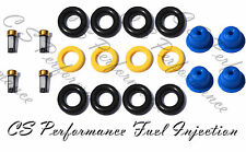 Fuel Injector Service Repair Kit Seals Filters Pintle Caps FORD TURBO  CSKBO14