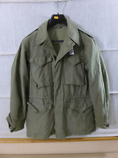 #Z15/Original US ARMY M-1943 Field Jacket Feldjacke 1944 M43 Jacke 34L (Small)