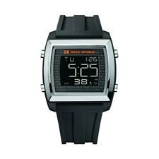 **NEW** MENS HUGO BOSS ORANGE DIGITAL RUBBER SPORTS WATCH - 1512611 - RRP £149