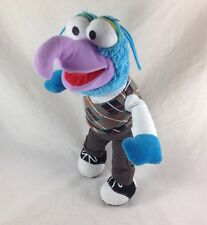 Gonzo in Argyle Stuffed Animal Plush Toy Disney Muppets Original TV Show Premium