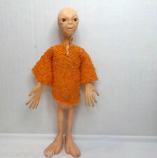 """Close encounters of the Third kind ALIEN figure bendy doll 7""""H 1977 Columbia pic"""