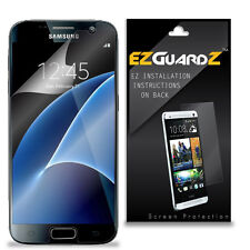 2X EZguardz LCD Screen Protector Skin Cover HD 2X For Samsung Galaxy S7 (Clear)