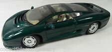 1992 Jaguar XJ220 1:18 Dark Green Diecast Metal British Super Car Maisto