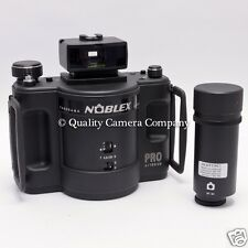 Noblex Pro 6/150 UX + Slow Speed Module SUPER-WIDE PANORAMA CAMERA 146º 120 FILM