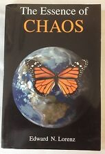 NEW The Essence of Chaos by Edward N. Lorenz Paperback Book (English) Free Shipp
