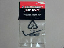 Odyssey Cable Knarps for BMX and Freestyle Bicycles, Cable Ends