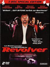 REVOLVER (2 disc dvd). PAL Zone 2. Languages: English, Deutsch