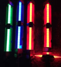 Star Wars 4 x Ultimate FX LIGHTSABERS Job Lot Bundle For Sale Disney