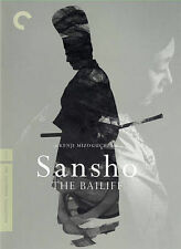 SANSHO THE BAILIFF KENJI MIZOGUCHI FILM CRITERION COLLECTION DVD WITH BOOK EXC