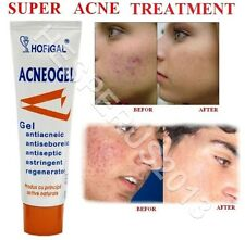 ACNE, ECZEMA, ROSACEA TREATMENT GEL Clear Vanishing Pimples Blemishes Skin 50ml