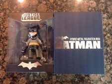 Hybrid Metal Figuration #004 Batman Herocross DC Comics Justice League Unlimited