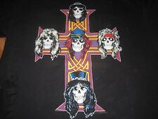 GUNS N ROSES ORIGINAL 1987 CONCERT TEE SHIRT LARGE APPETITE FOR DESTRUCTION