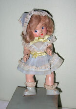 """Vintage Pre Ginny 8"""" TODDLES Doll All Original in Box  1946"""