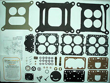 "1958-73 CARB KIT HOLLEY 4 BARREL AMC 250"" 304"" 327"" 350"" 360"" 360"" 401"" ENGINES"