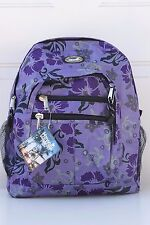 Hawaiian Turtle Print School Travel Beach Hiking Backpack PURPLE EX-02P