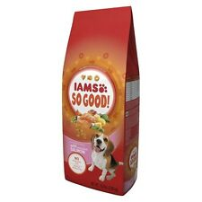 Iams So Good Wholesome Blends Dry Adult Dog Food Succulent Salmon 6.3 lbs