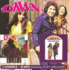 Candida/Dawn Featuring Tony Orlando * by Dawn (CD, Sep-2009, Glam)