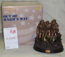 Hasbro GI Joe Bronze Collection Out of Harm's Way Statue