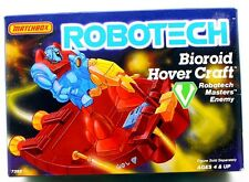 Robotech Bioroid Hover Craft Robotech Masters Enemy