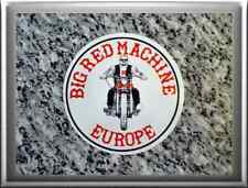"HELLS ANGELS Support 81 Sticker Aufkleber ""Big Red Machine Europe"" A03"