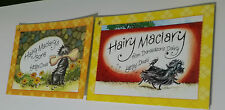 HAIRY MACLARY THE DOG KIDS BOOKS BRAND NEW X2 LYNLEY DODD KIDS BOOKS!