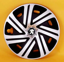 "PEUGEOT 107,206,306,309,Partner etc.14"" WHEEL TRIMS, COVERS, HUB CAPS,Quantity 4"