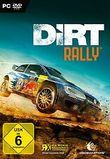 DiRT Rally PC STEAM KEY CODE DOWNLOAD