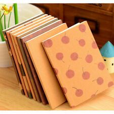 NEW 1X Handmade Journal Memo Dream Notebook Paper Notepad Blank Diary AUS