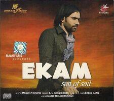 EKAM - SON DE SOIL - NUEVO BHANGRA CD