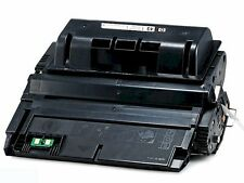 LOT OF 2 GENUINE HP Q5942X (42X) BLACK TONER LASER JET 4250 4350 50%