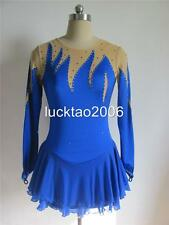 Gorgeous Figure Skating Dress Ice Skating Dress #8180-1 size S
