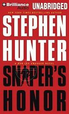 Sniper's Honor 9 by Stephen Hunter (2014, MP3 CD, Unabridged)