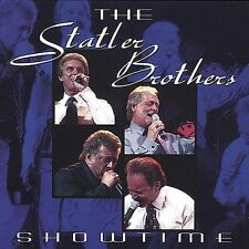 Showtime by The Statler Brothers (CD, Apr-2001, Crossroads Music Box Recordings)