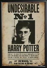 Harry Potter Poster Most Wanted in Premium Black Wood Frame 24x36