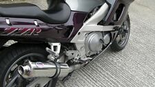 Kawasaki ZZR600/400  Stainless round Road Legal MTC Exhausts