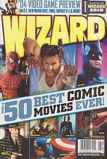 WIZARD THE COMICS MAGAZINE # 143 - AUGUST 2003 - 9