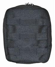 TAIGEAR MOLLE BLACK EMT POUCH BAG MILITARY TACTICAL GEAR BAG