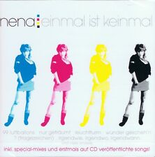 NENA - Einmal ist Keinmal 2 CD NEU Just A Dream - Mega Dream Mix - At The Movies